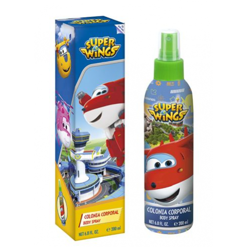 Superwing Superwing Colonia Fresca Infantil