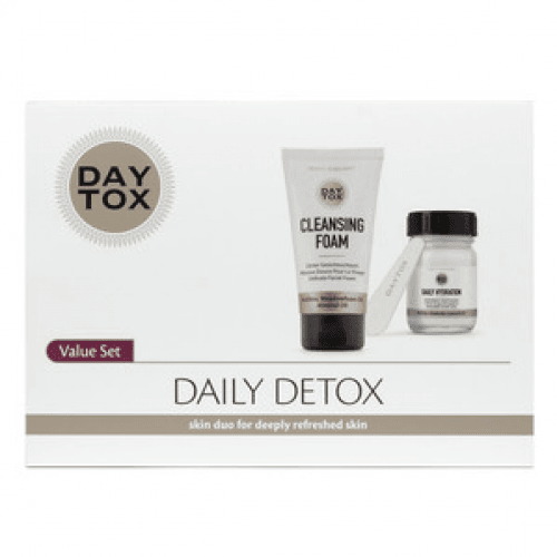 Daytox Daytox Face Care Black Solution Set
