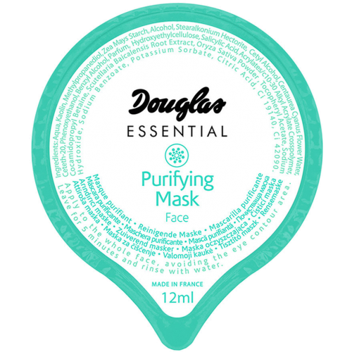 Douglas Essential Mascarilla Facial Purifyng Mask
