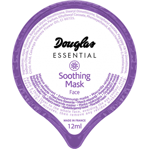 Douglas Essential Mascarilla Facial Soothing Mask