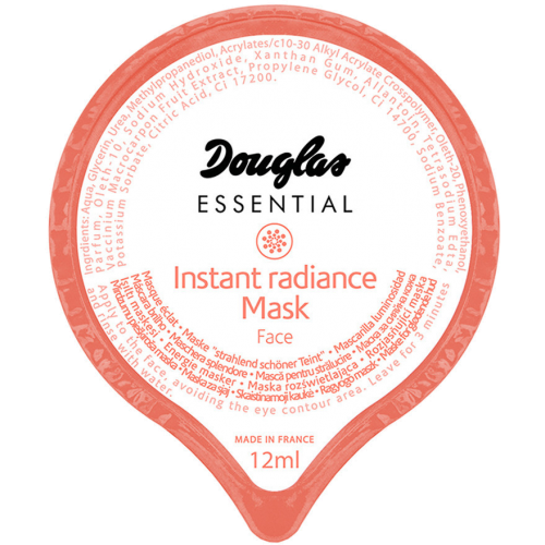 Douglas Essential Mascarilla Facial Instant Radiance Mask