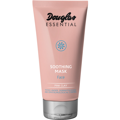 Douglas Essential Mascarilla Facial Soothing Mask Pink Clay