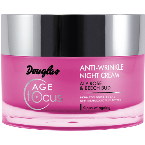 Douglas Focus Age Focus Anti Wrinkles Night Cream