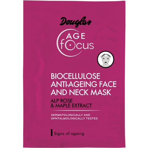 Douglas Focus Anti Aging Bio Cellulose Mask