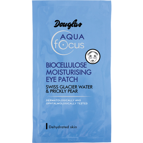 Douglas Focus Biocellulose Moisturising Eye Patch