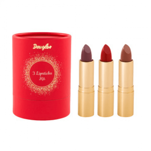 Douglas Make-up Caja Make Up 3 Lipstichks