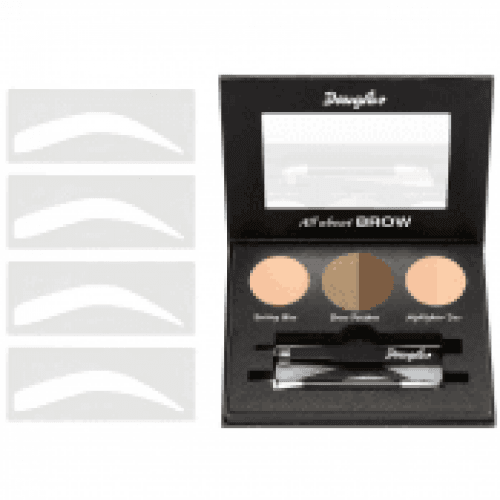 Douglas Make-up Douglas Brow Kits Pallet