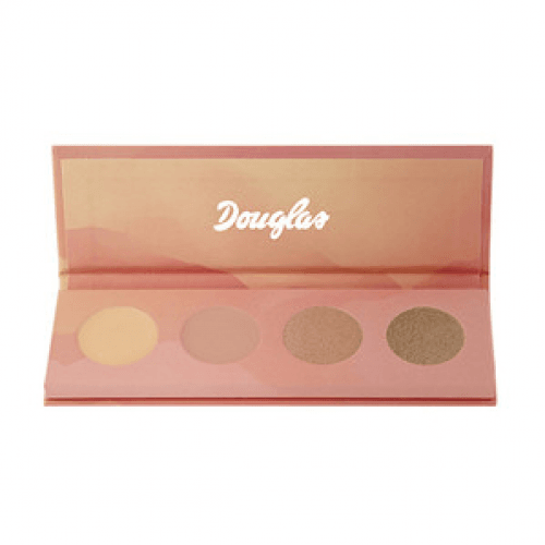 Douglas Make-up Douglas Make Upsmall 4 Eyeshadow Palette