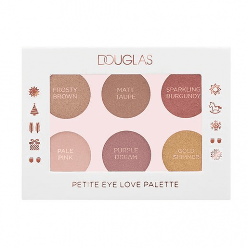 Douglas Make-up Paleta de Sombras Petite Eye Love