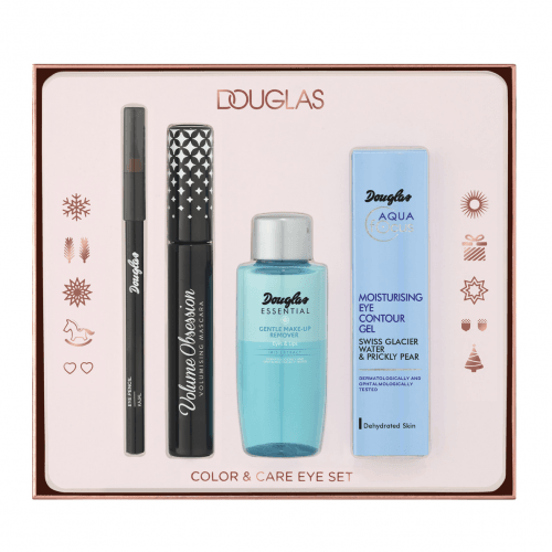 Douglas Make-up Set Color & Care Eye