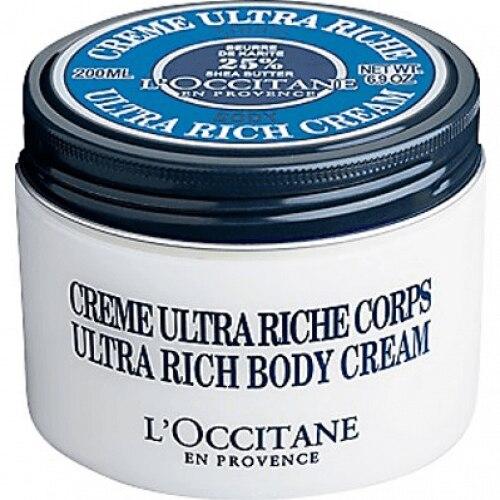 L´Occitane L Occitane Crema Corporal Ultra Rica