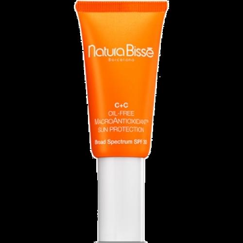 Natura Bissa CC Oil free Macroantioxidant Protección solar SPF 30