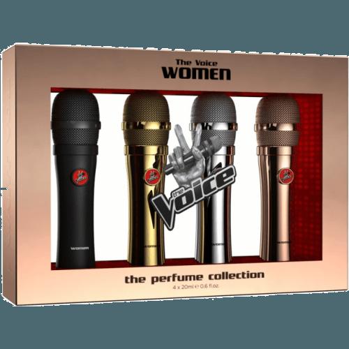 La Voz Estuche La Voz Colección para Mujer