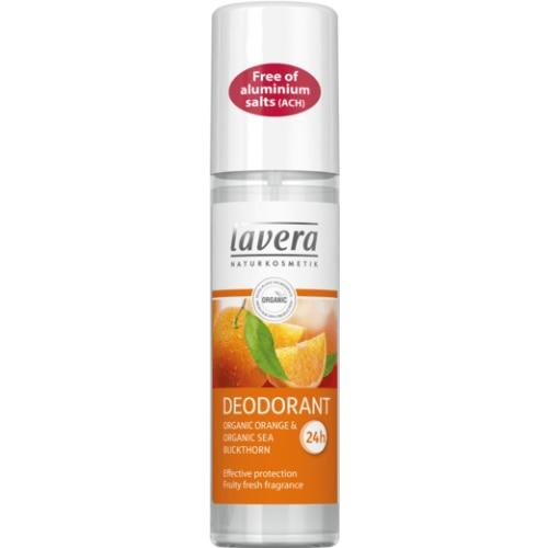 Lavera Desodorante Spray Naranja