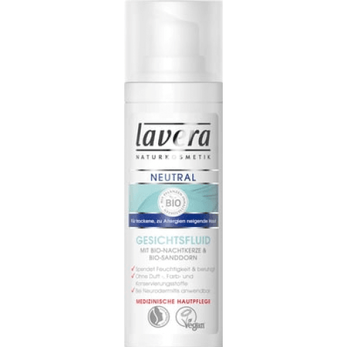 Lavera Fluido Facial Neutral