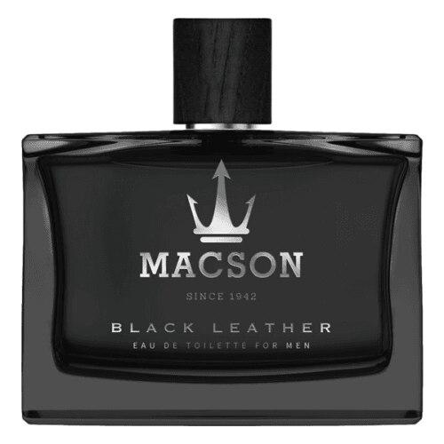 Macson Black Leather