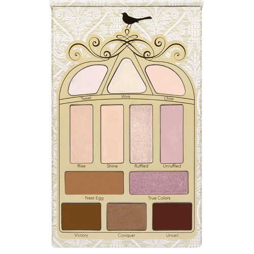 Pretty Vulgar Throwing Shade: Early Bird Eyeshadow Palette