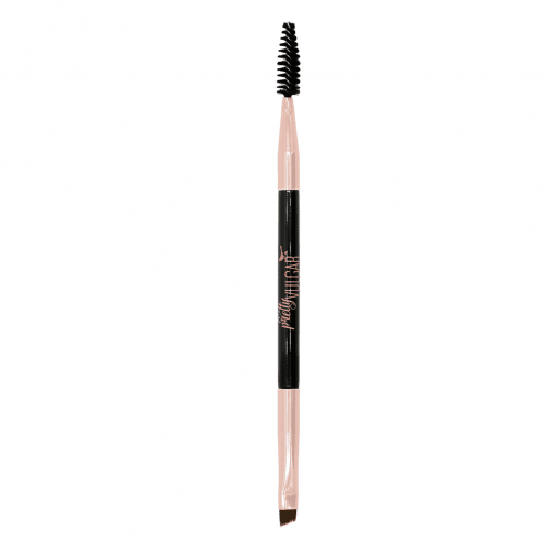 Pretty Vulgar High Standards: Eyebrow Brush
