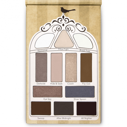 Pretty Vulgar Throwing Shade: Nightingale Eyeshadow Palette
