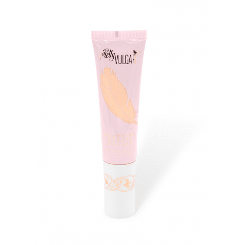 Pretty Vulgar Bird`s Nest: Blurring Beauty Mousse
