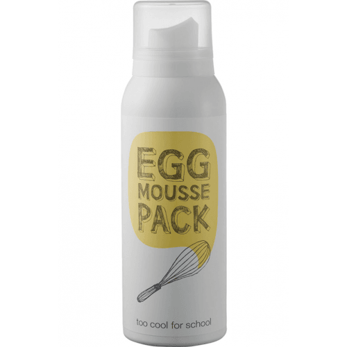 Too Cool for School Mascarilla Egg Mousse Pack
