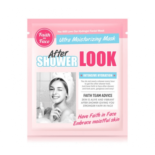 Faith In Face After Shower Look Hidrogel Mask