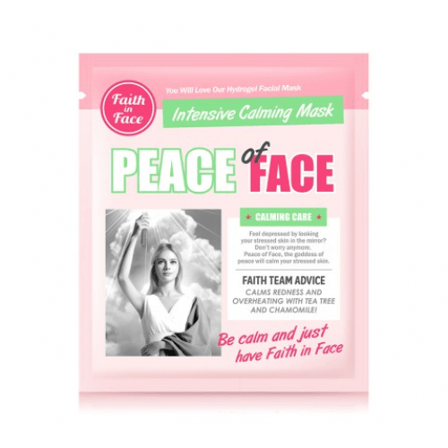 Faith In Face Peace Of Face Hidrogel Mask