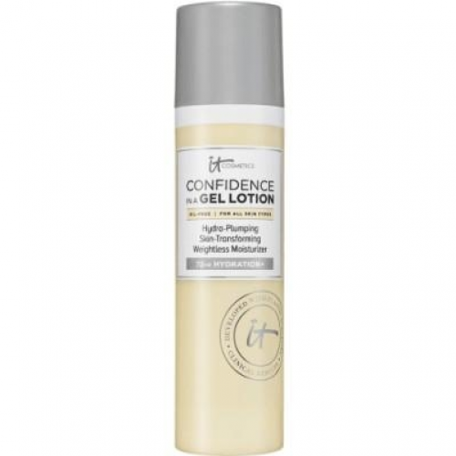 IT Cosmetics Confidence in a Gel Lotion™ - Crema Hidratante Ligera Rellenadora y Transforma