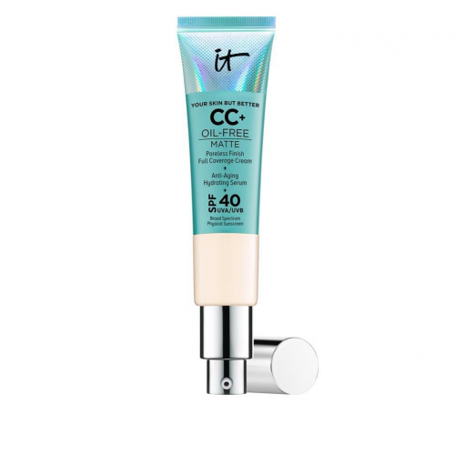IT Cosmetics IT COSMETICS Your Skin But Better CC+ Matte SPF 40 Base De Maquillaje Antiedad