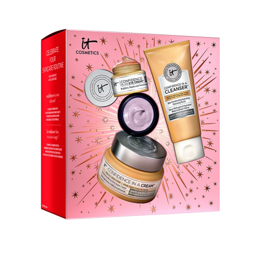 IT Cosmetics IT COSMETICS Confidence in a Cream Rutina Tratamiento Cofre de Regalo