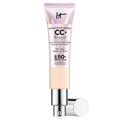 IT Cosmetics IT COSMETICS Your Skin But Better™ CC+ Illumination™ SPF 50+ Base De Maquillaje