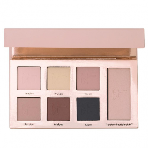 IT Cosmetics IT COSMETICS Naturally Pretty Essentials Paleta De Sombras De Ojos