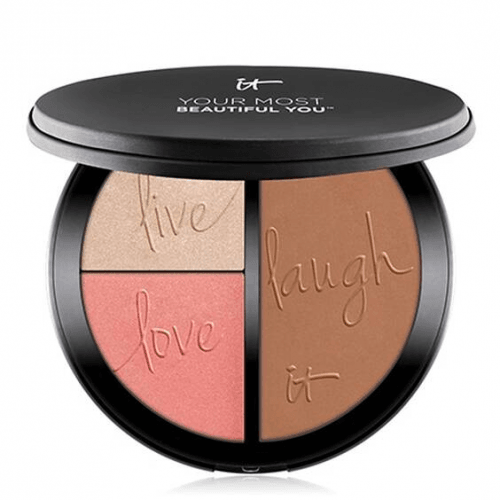 IT Cosmetics IT COSMETICS Your Most Beautiful You™ Paleta Colorete,Iluminador Y Bronceador