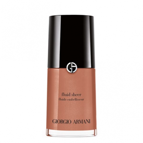 Giorgio Armani Fluid Sheer Base de Maquillaje Efecto Luminoso 30 ML