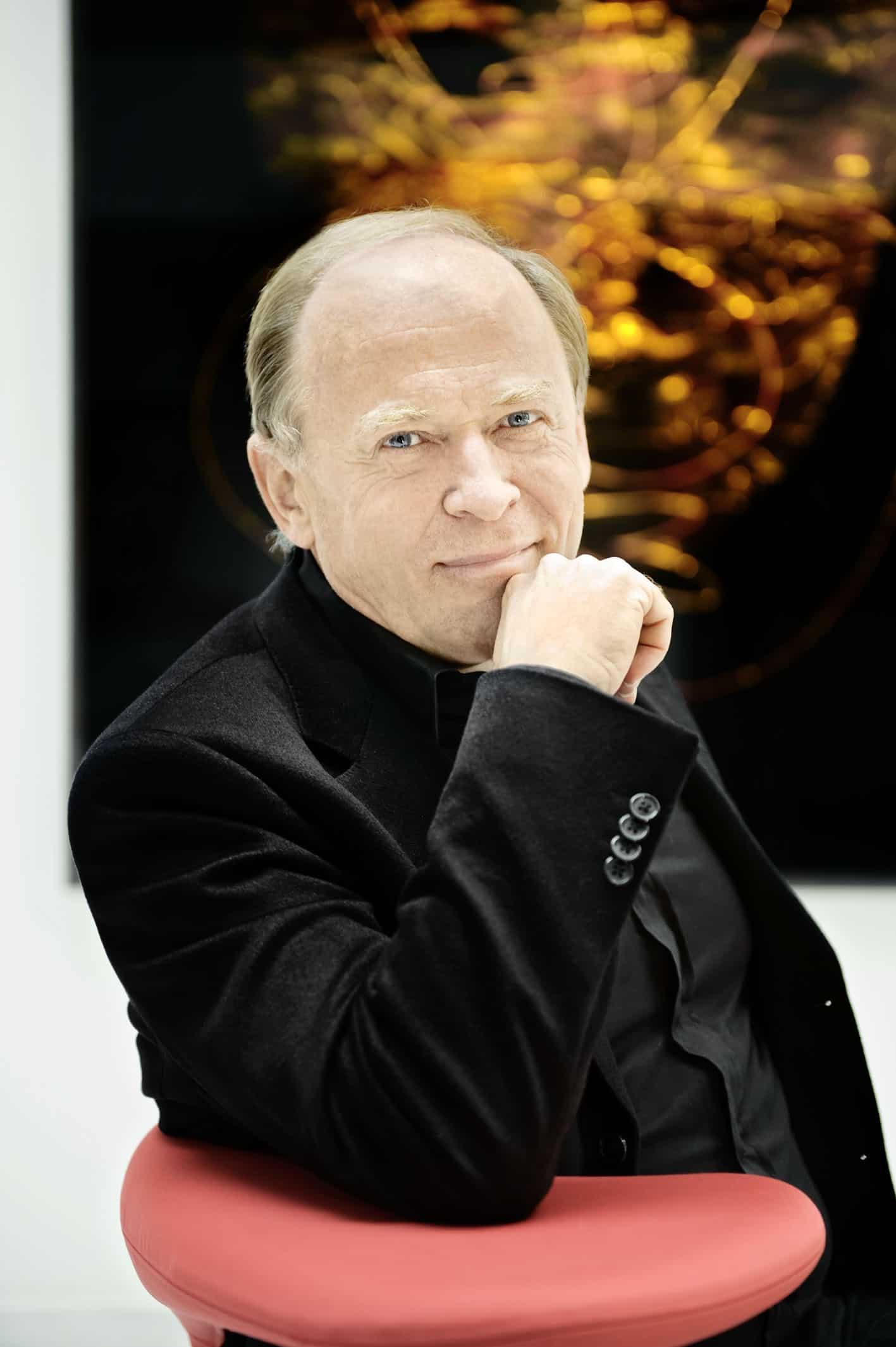 Helmut Baurecht, fundador y propietario del grupo cosmético ARTDECO