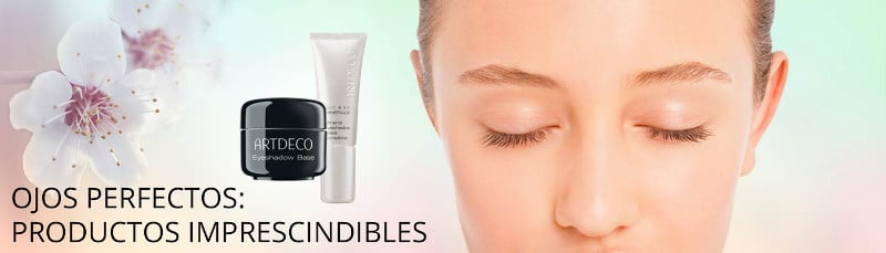 Artdeco Ojos perfectos: productos imprescindibles