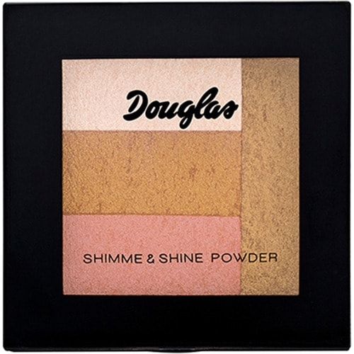douglas make-up shimmer shine powder