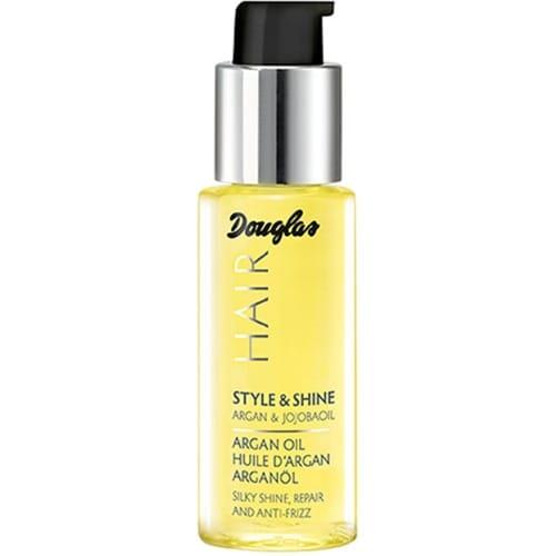 douglas hair style & shine argán jojoba oil