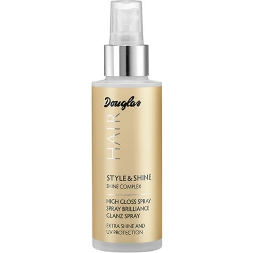 douglas hair high gloss spray