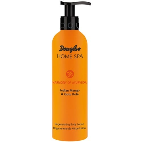 Douglas Home Spa Regenerating Body Lotion Indian Mango Gotu Kola