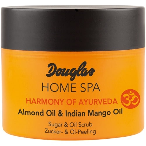Douglas Home Spa Sugar & Oil Scrub Almond Oil Indian Mango Oil
