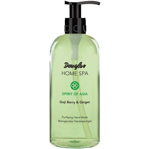 douglas home spa purifiying hand wash goji berry ginger