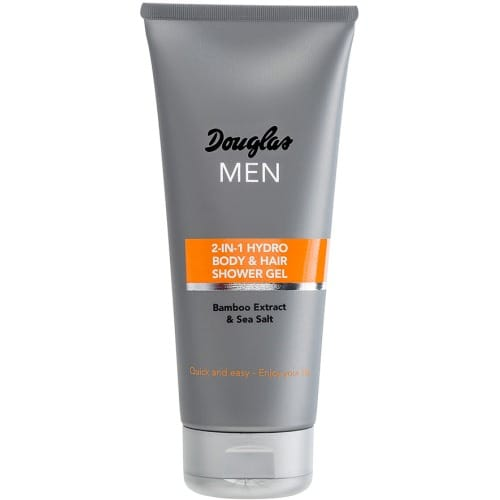 douglas men 2in1 hydro hair body showergel
