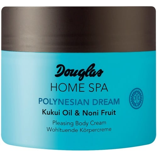 douglas home spa pleasing body cream polynesian dream