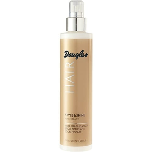 douglas hair curl shaping spray