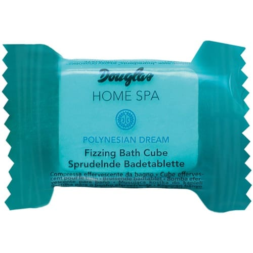 douglas home spa fizzing bath cube polynesian dream