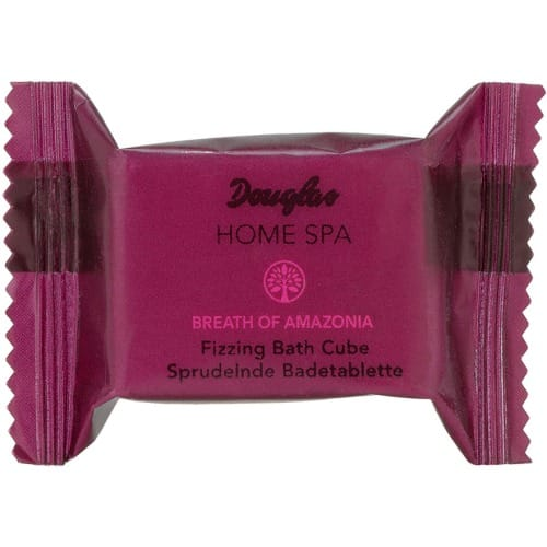 Douglas Home Spa Fizzing Bath Cube Breath of Amazonia