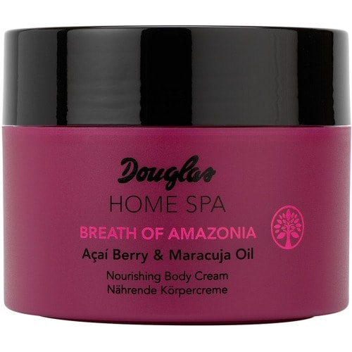 douglas home spa nourishing body cream breath of amazonia
