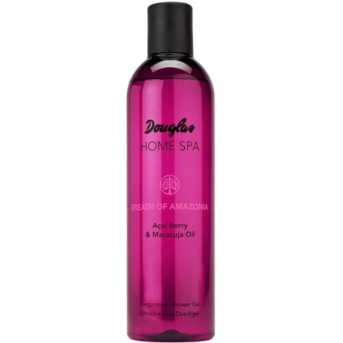 douglas home spa invigorating shower gel breath of amazonia