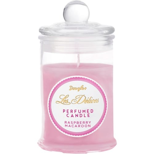 Douglas Les Délices Perfumed Candle Raspberry Macaroon